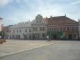 Náměstí v Horažďovicích