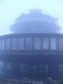 Polská bouda, opět v mraku.