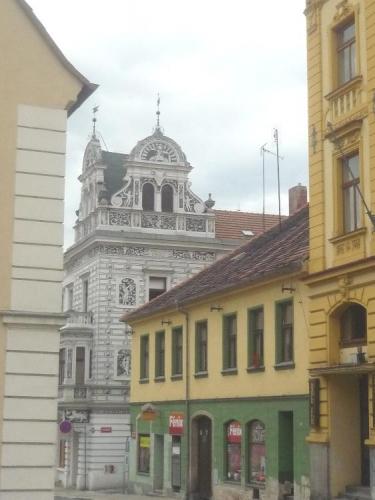 Chelčického ulice