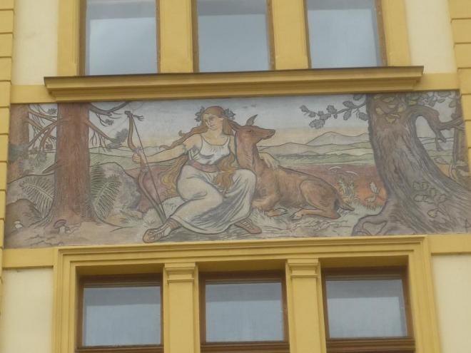 Alegorie lovu od Mikuláše Alše