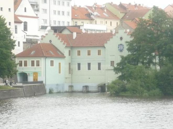 Křižíkova vodní elektrárna