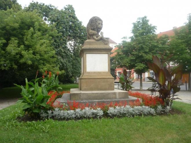 Melegnanský pomník