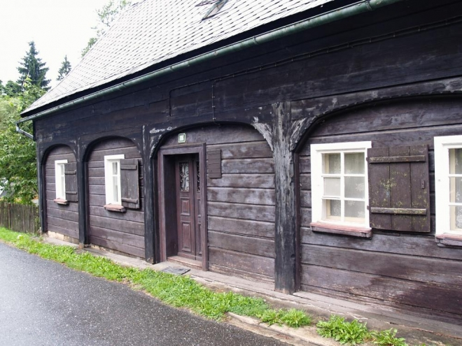 Domek v Doubici