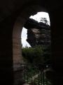 Brána od Sokolího hnízda