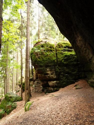 Jeskyně Velký Pruský tábor