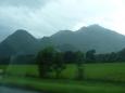 Rovina, rovina… a najednou Alpy!