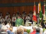 Jakási bohoslužba v Mayrhofenu.