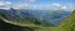 Panorama z výstupu aneb foťte, dokud je hezky. ;-)