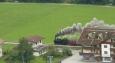 Parní lokomotiva, pěkná atrakce pro turisty.