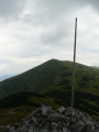 Pohled na Velkou Chochulu z Košariska