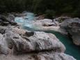 Další z úseků kaňonovité řeky.
