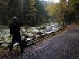Jak se fotí při Workshopu Krajinné fotografie.