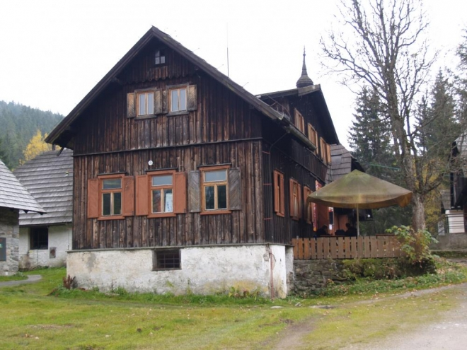 Královácký dvorec Antýgl.