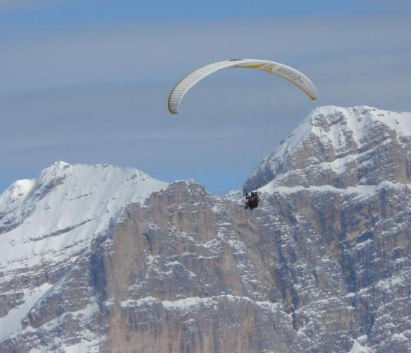Paraglidista