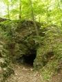 Jeskyně Kamenná maštal.