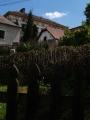 Pohled na klášter.