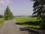 Z kopce dolů - směr Drachkov