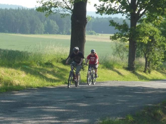 Vášniví cyklisti