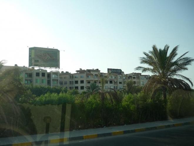 Hurghada a domy