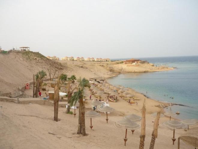 Jiný pohled na pláž