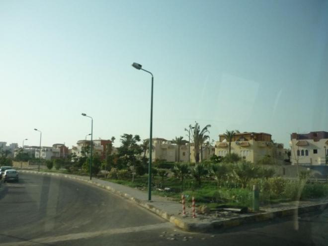 Ulice v Hurghadě