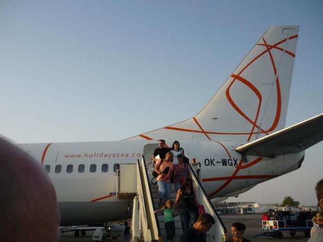 Z letadla