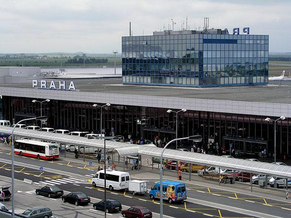 Ruzyňské letiště v Praze