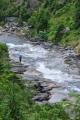 Luděk si sešel pro fotku až k řece. Doufám, že bude stát za to!