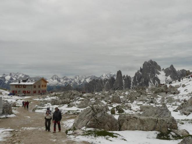 Chata Lavaredo