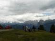 Hory Dolomit v okolí našeho výletu