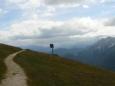 Pohled na Panoramaweg