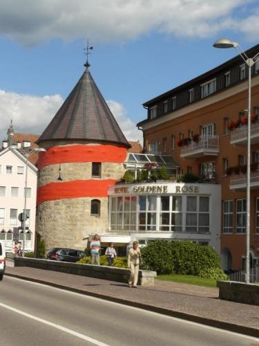 Strážní věž v Brunecku