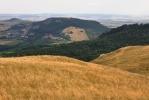 Stolová hora není daleko, ale vzhledem k tomu, že jsme vycházeli ve čtyři odpoledne, není v dosahu našich možností.