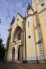 Neogotický kostel Navštívení Panny Marie je ze začátku 20.století.