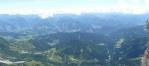 Schladmingerské údolí aneb spousta kopců se sjezdovkami