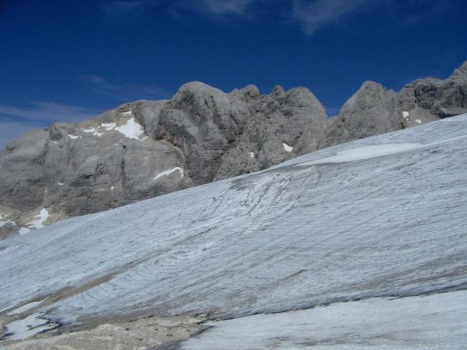 Velký Gosauský ledovec (Kuba)