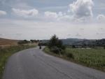 Silnička vedoucí k Manětínu (Radim)