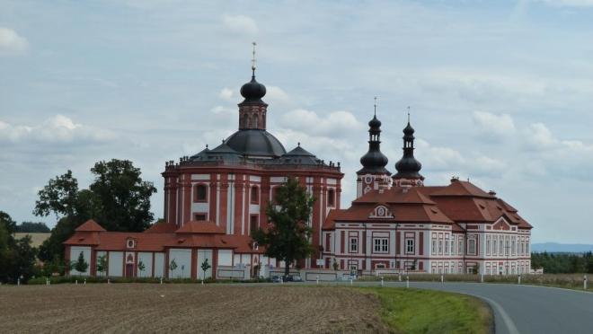 Kostel v Mariánském Týnci u Kralovic (Tom)