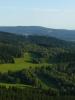 Na Čechy vcelku pěkně upravená krajina pod Kašperkem. V Rakousku či Německu by byla určitě urovnanější, ale čeho je moc, toho je příliš ... :-)
