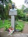 Masarykova socha, Užhorod