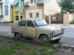 Moskvič na prodej, Užhorod