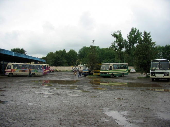 Mukačevské nádraží