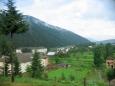 Centrální část Koločavy