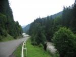 Cesta k jezeru Siněvir