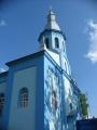 Kostel ve vesnici Siněvir