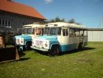 Staré autobusy, Koločava