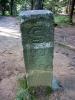 Hraniční kámen pod Hoverlou