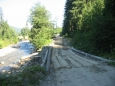 Silnice do Lažeščiny