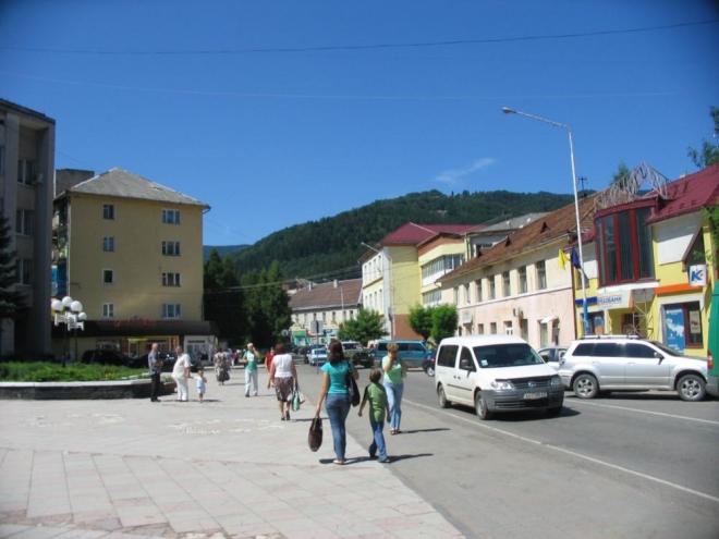 Centrální ulice