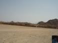 Beduínská vesnice